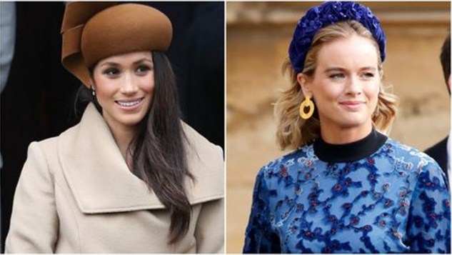 Meghan Is Not Happy At Prince Harry For Deciding To Attend The Wedding Of Ex-Partner Cressida Bonas