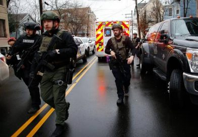 New Jersey Shooting Leaves Six People, Including Cop, Dead