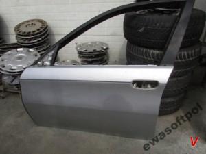 Alfa Romeo 166 Двери передние HG13724677