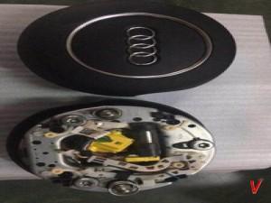 Audi A1 Подушка руля HG12475293