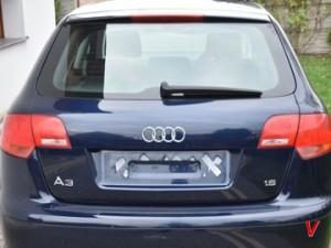 Крышка багажника Audi A3 HG75666528