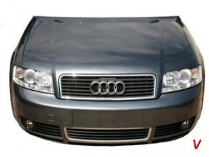 Четверть задняя Audi A4B6 HG83282989