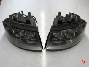 Фара левая Audi A4B6 HG75597827