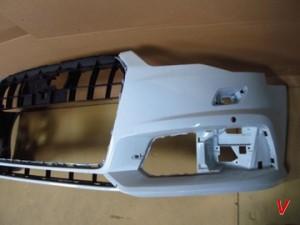 Бампер передний Audi A6 HG74102043