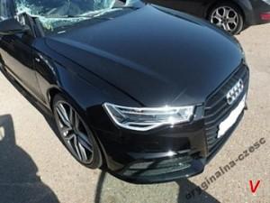 Audi A6 Четверть передняя HG15626066