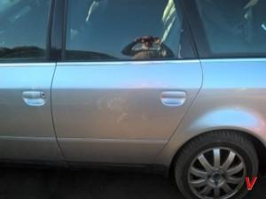 Audi A6C5 Двери задние HG18291891