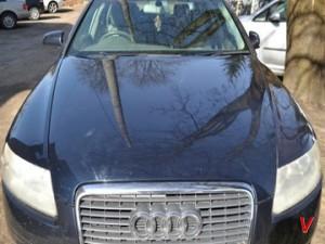 Audi A6C6 Капот HG13536436