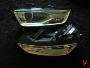 Фара Audi Q3 HG80363668