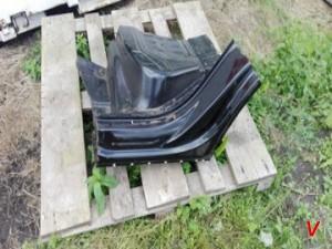 Audi Q5 Порог HG16737460