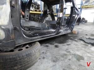 Audi Q5 Порог HG20843911