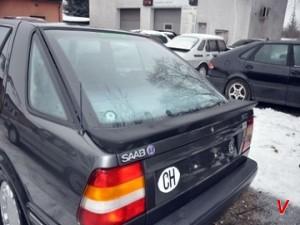 Крышка багажника Audi Q7 GH29593988