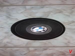 Подушка руля BMW E60 HG81696941