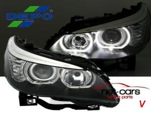 BMW E61 Фара правая HG24201166