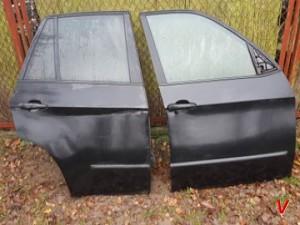 Двери передние BMW E70 HG78136287