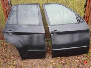 BMW E70 Двери задние HG78143832