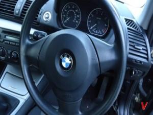 BMW E81 Подушка руля HG30156147