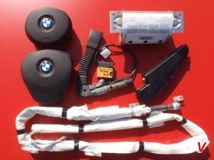Подушка руля BMW E83 HG74946433