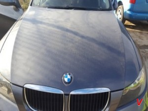BMW E90 Капот HG82403818