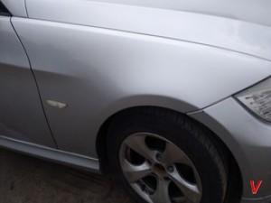 BMW E91 Крыло переднее HG77245224