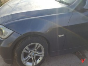BMW E91 Крыло переднее HG82397982