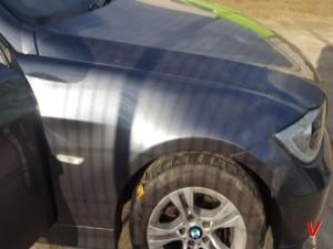BMW E91 Крыло переднее HG82400323