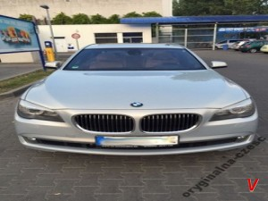 BMW F01 Четверть передняя HG15626134