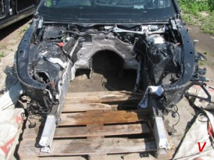 BMW F01 Четверть передняя HG17153492