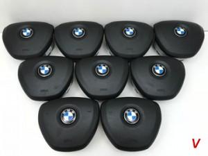 BMW F01 Подушка руля HG17243727