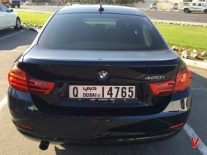 Крышка багажника BMW F36 HG19319821