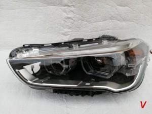 Фара левая BMW X1 HG28684401