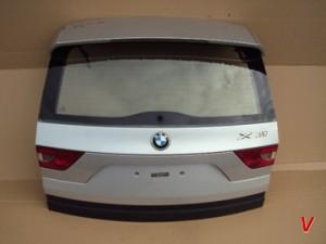 BMW X3 Крышка багажника HG19081371