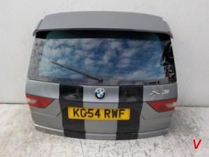 BMW X3 Крышка багажника HG19610256