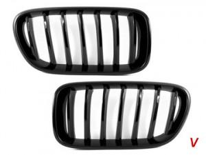 Решетка радиатора BMW X3 HG82872675