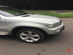 BMW X5 Крыло переднее HG79929405