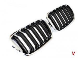 Решетка радиатора BMW X5M HG82576938