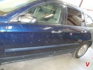 Двери передние Chrysler Pacifica HG79379825