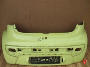 Бампер задний Citroen C1 HG73373143