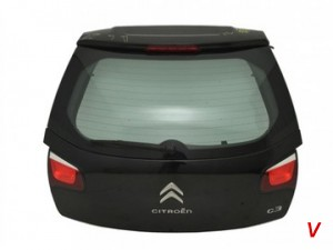 Citroen C3 Pluriel Крышка багажника HD03246936