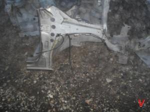 Citroen C4 Четверть передняя HG76789138