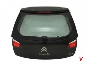 Citroen Xsara Крышка багажника HD03246936