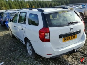 Dacia Logan Фонари задние HG66374895