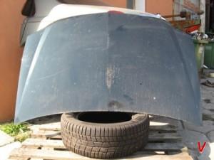 Dacia Logan Капот HG74981485