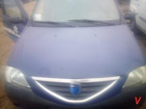 Dacia Logan Капот HG80465116