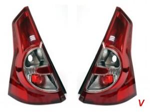 Dacia Sandero Фонари задние HG61256134