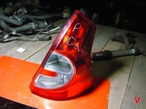 Dacia Sandero Stepway Фонари задние HG29637403