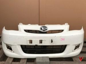 Daihatsu Cuore Бампер передний HG11632002