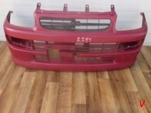 Daihatsu Cuore Бампер передний HG70811829