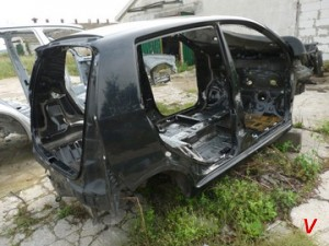 Daihatsu Cuore Четверть задняя GJ60515003