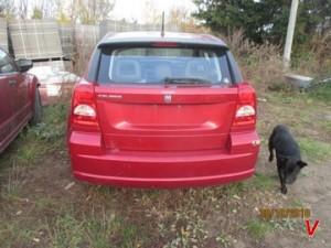 Dodge Caliber Двери задние HG82992852