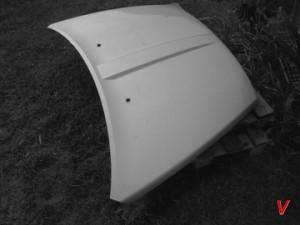 Dodge Caliber Капот HG80981786